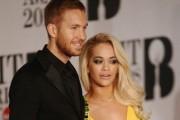 Rita Ora and Calvin Harris
