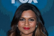 Mindy Kaling has gone ombre!