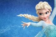 Elsa Makeup from Frozen