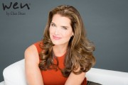 Brooke Shields Stars In Wen Hair Care Commercials