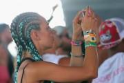Coachella attendee