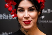 Kat Von D Calls Out Makeup Revolution for Ripping Off her Makeup Palette