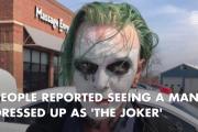 Virginia Police Arrest Sword Wielding Man Dressed As The Joker