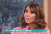 Alex Jones Opens Up About Her Fertility Struggle | This Morning