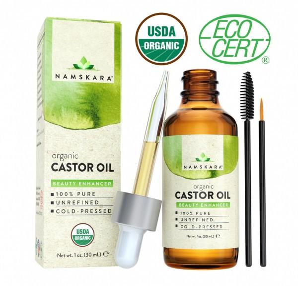 Namskara Organic Castor Oil