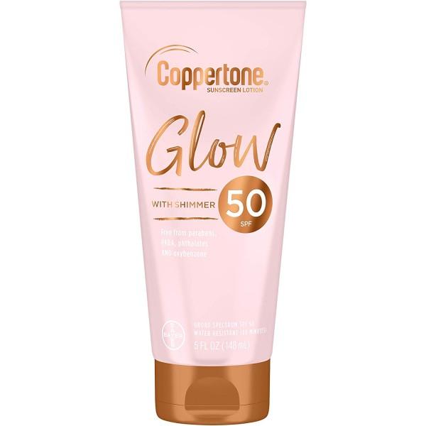 Coppertone Glow Sunscreen Lotion