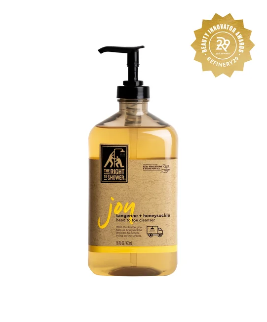The Right To Shower Head-To-Toe Cleanser in Joy