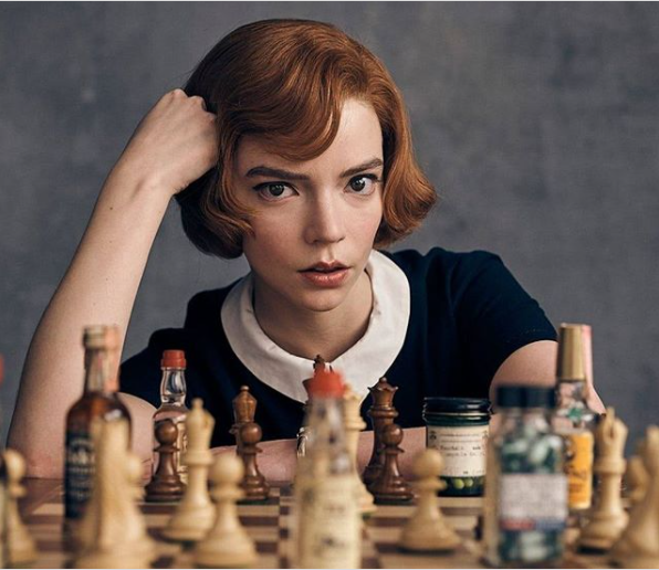 Checkmate: The Fashion and Makeup of Netflix's The Queen's Gambit Wins The Game