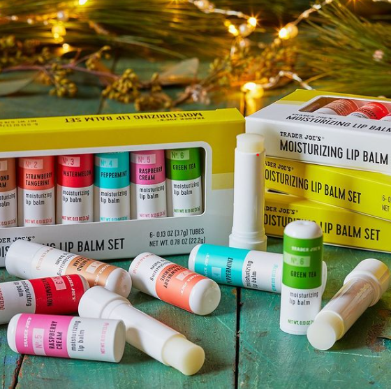 Christmas Shopping 2020: Beauty Buys from Trader Joe's Under $10!
