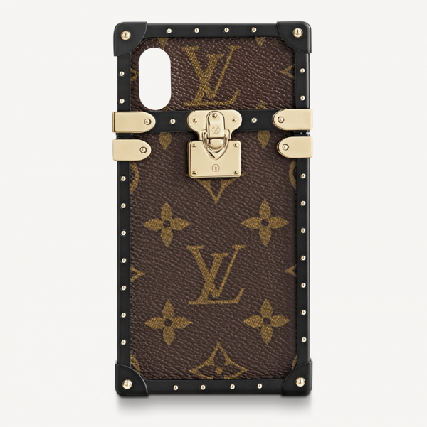 Louis Vuitton Eye Trunk With Phone Case