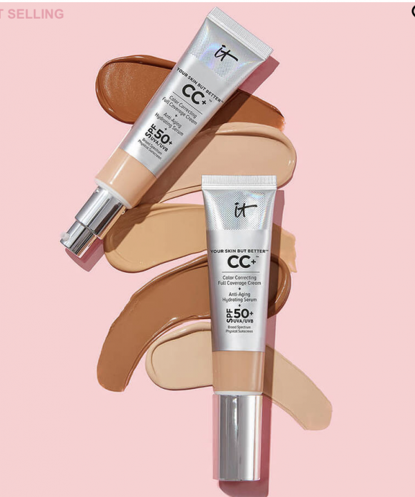 IT Cosmetics' Your Skin But Better CC+ Cream