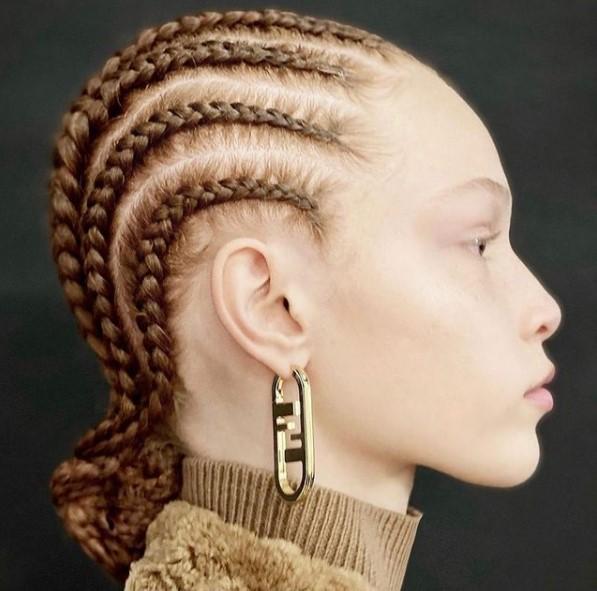 Eye-Catching Beauty Trends From Milan Fashion Week