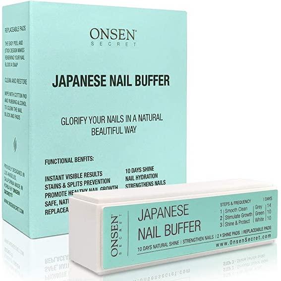 Onsen Professional Nail Buffer