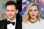 Tom Hiddleston and Elizabeth Olsen