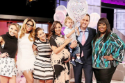 Tamera Mowry-Housley & The Real Hosts