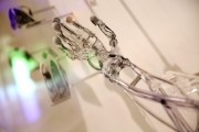 How Makers Created a Prosthetic Arm in three Days