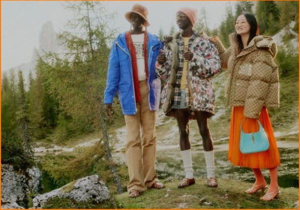 The North Face x Gucci Collaboration Has Finally Been Unveiled