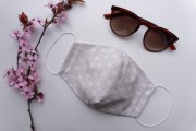 Disposable Face Masks Contribute To Environmental Waste. Here's What To Use Instead.