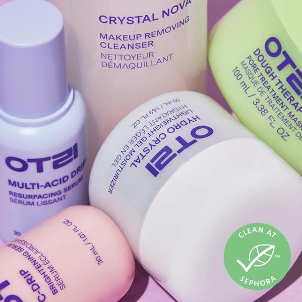 Otzi Skin is Sephora's Latest Clean and Korean Beauty Brand