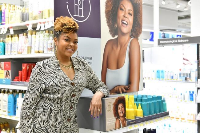 Taraji P. Henson Adds Four New Products To TPH by Taraji