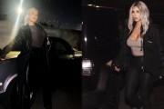 Beauty World News - Christina Aguilera and Kim Kardashian, who wore it better?