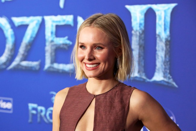 Kristen Bell on Her Minimalist Beauty Routine and the Launch of Her New Skincare Line, Happy Dance