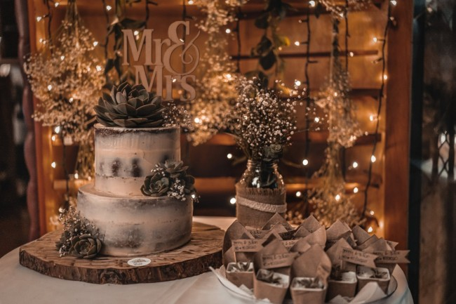 The Best Desserts for your Wedding Reception
